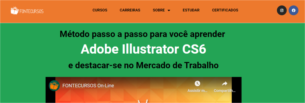 Curso illustrator cs6