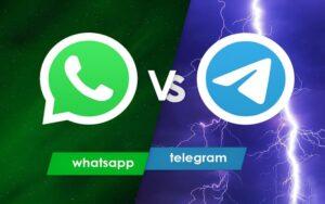 Whatsapp ou Telegram: Qual é o Melhor?